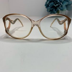 Vintage Saint Laurent frames Used Carefully